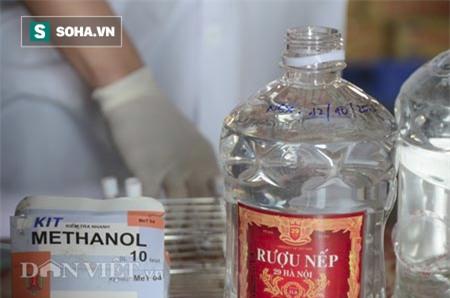 Chuyên gia Vũ Thế Thành: 3 nguyên nhân dẫn đến lượng methanol cao bất thường trong rượu - Ảnh 2.