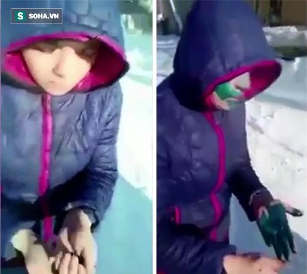Thiếu tiền xe taxi, cô gái trẻ bị tài xế ép rửa mặt bằng sơn để hạ nhục - Ảnh 2.