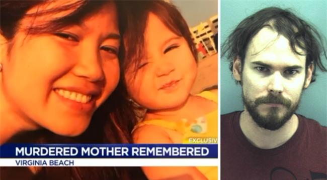 Cô gái gốc Việt xinh đẹp làm nail ở Mỹ bị chồng sát hại đúng 14-2 - Ảnh 1.