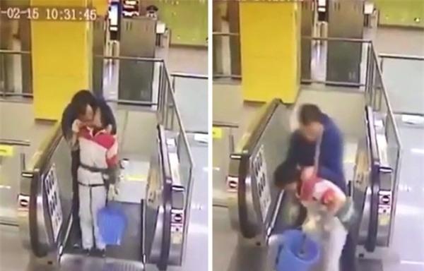 Trung Quốc: Kẻ bệnh hoạn chuyên cưỡng hôn phụ nữ lớn tuổi tại sân ga - Ảnh 2.