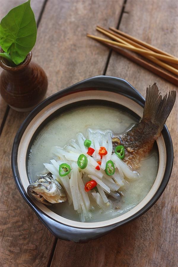 Cách nấu canh cá độc đáo này đảm bảo sẽ khiến bạn bất ngờ vì độ ngon của nó - Ảnh 6.
