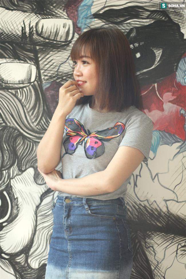 Cô giáo Hà Nội bị ung thư giai đoạn cuối và câu chuyện khiến ai cũng nên sống thật vui vẻ - Ảnh 4.