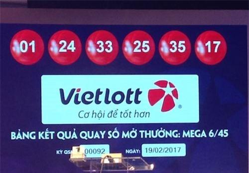 Vé trúng jackpot 42 tỉ được phát hành trước 9 ngày - 1