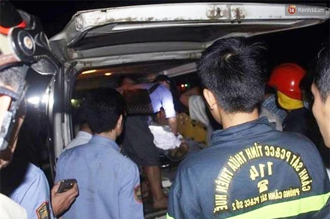 Phó tàu chết trong vụ tai nạn nghiêm trọng ở Huế chưa kịp về lo đám giỗ cha - Ảnh 1.