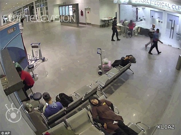 video: ong kim jong-nam noi loi cuoi truoc khi chet hinh anh 2