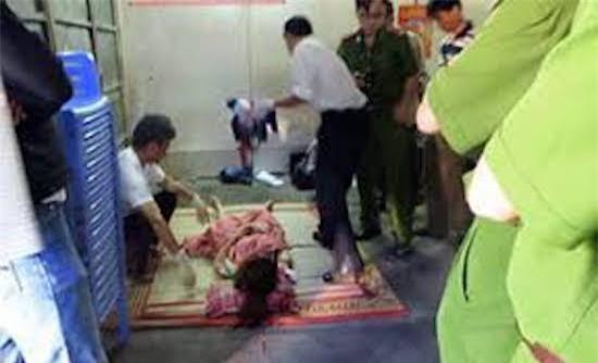 Nam Định: Nữ sinh lớp 7 uống thuốc cỏ tự tử - Ảnh 1.