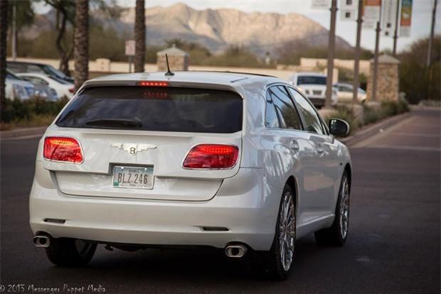 Toyota Venza mang phong cach xe sieu sang Bentley hinh anh 2