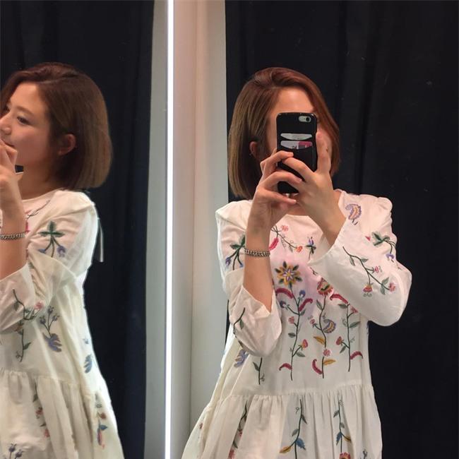 Váy áo họa tiết thêu: Đâu mới là kiểu dáng đáng sắm nhất cho Xuân/Hè 2017 này - Ảnh 5.