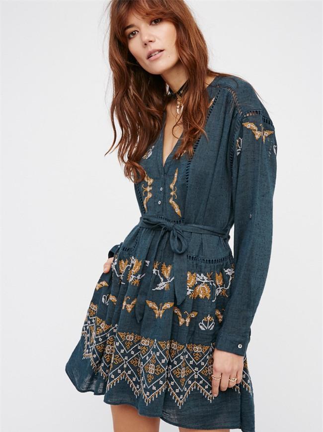 Váy áo họa tiết thêu: Đâu mới là kiểu dáng đáng sắm nhất cho Xuân/Hè 2017 này - Ảnh 9.