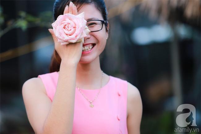 Lạc lối giữa vườn hồng rộng đến 5000m² của cô gái 9x ở Hà Nội - Ảnh 5.