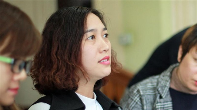 Tạ Thị Bích Ngọc, Trần Thị Thu Nhung, Nam Trung Yên, học sinh gãy xương đùi