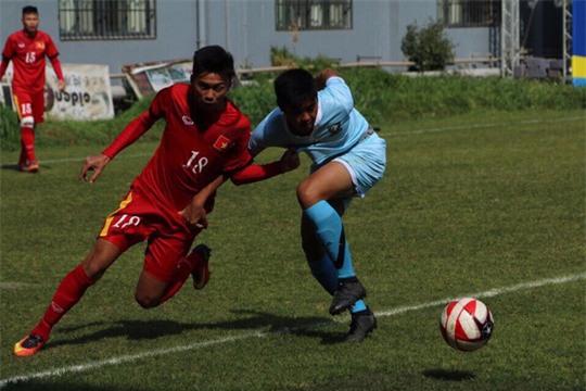 U19 Việt Nam thi đấu áp đảo và thắng Thái Lan 3-1