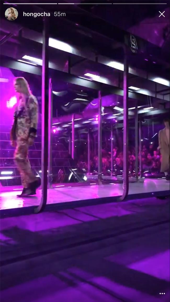 HOT: Hồ Ngọc Hà diện set đồ hàng trăm triệu, dự show Gucci đang khiến dân tình điên đảo vì quá đỉnh - Ảnh 11.