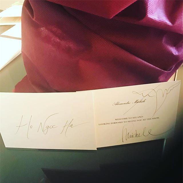 HOT: Hồ Ngọc Hà diện set đồ hàng trăm triệu, dự show Gucci đang khiến dân tình điên đảo vì quá đỉnh - Ảnh 7.