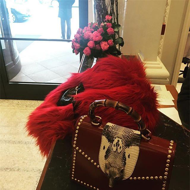 HOT: Hồ Ngọc Hà diện set đồ hàng trăm triệu, dự show Gucci đang khiến dân tình điên đảo vì quá đỉnh - Ảnh 8.