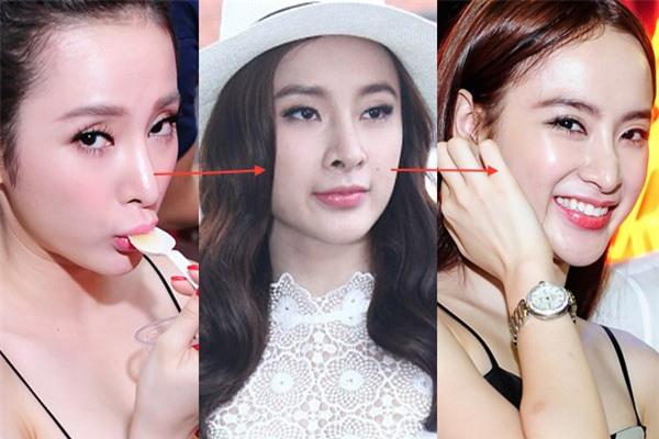 Nhan sắc của 3 người đẹp dao kéo đang được chú ý nhất showbiz Việt hiện nay - Ảnh 21.