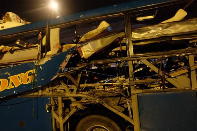 Nguyên nhân vừa mới được xác định là do có vật kích nổ nghi là mìn do hành khách mang lên xe