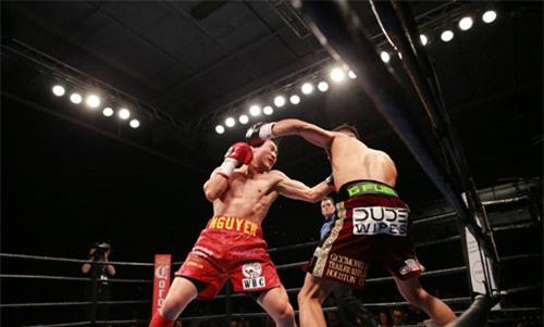 """Boxing: Võ sĩ gốc Việt đo ván """"Đông phương bất bại"""" Mỹ - 5"""