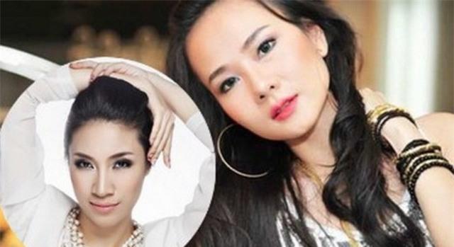 Dương Yến Ngọc tố Pha Lê giật chồng khiến nữ ca sĩ suy sụp tinh thần