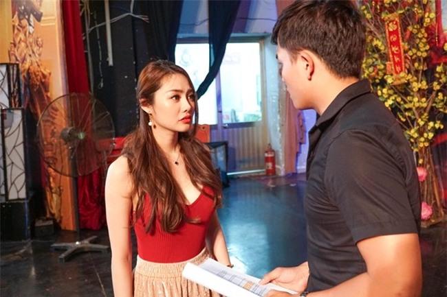 Linh Chi: 'Lam Vinh Hai ung ho toi het minh' hinh anh 2