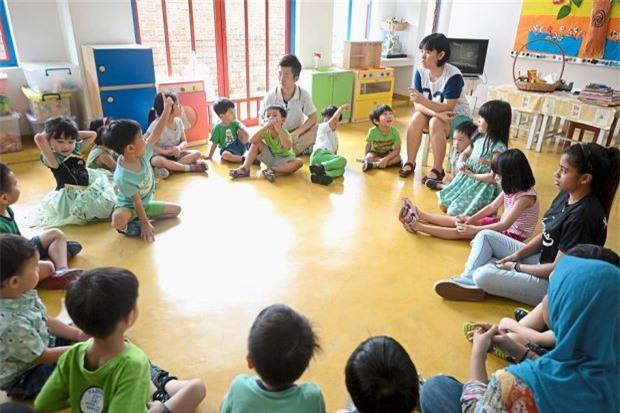7 trò chơi giúp nuôi dưỡng những đức tính tốt đẹp cho trẻ - Ảnh 1.