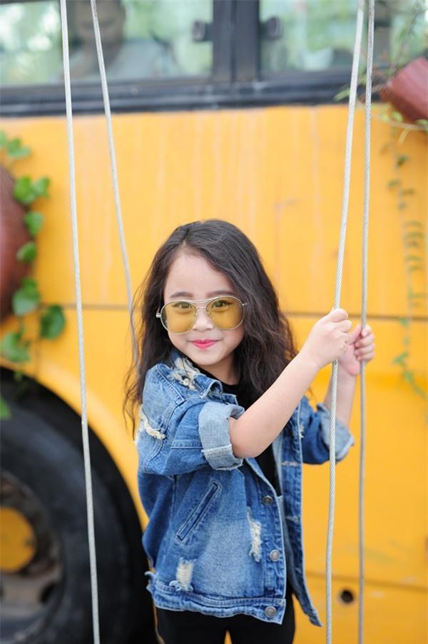 Gặp gỡ mẫu nhí Hà Thành sở hữu gương mặt xinh như Kim Tae Hee - Ảnh 12.