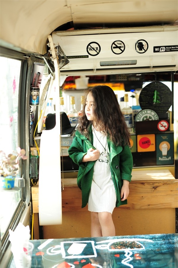 Gặp gỡ mẫu nhí Hà Thành sở hữu gương mặt xinh như Kim Tae Hee - Ảnh 15.