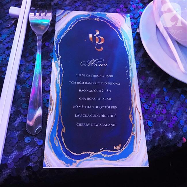 Tròn mắt với siêu đám cưới 10 tỷ: Mời toàn sao hạng A, tiệc cưới tại nhà hàng 5 sao... dựng trong 1 tuần - Ảnh 12.