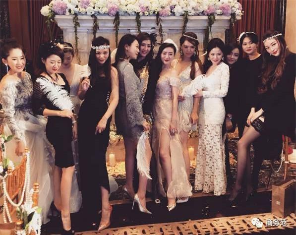 Hội chị em nhà giàu Trung Quốc với cuộc sống thất nghiệp hạnh phúc - Ảnh 1.