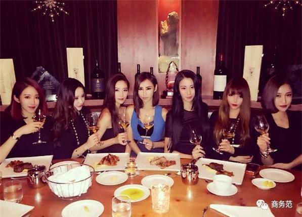 Hội chị em nhà giàu Trung Quốc với cuộc sống thất nghiệp hạnh phúc - Ảnh 7.