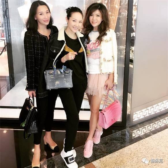 Hội chị em nhà giàu Trung Quốc với cuộc sống thất nghiệp hạnh phúc - Ảnh 16.