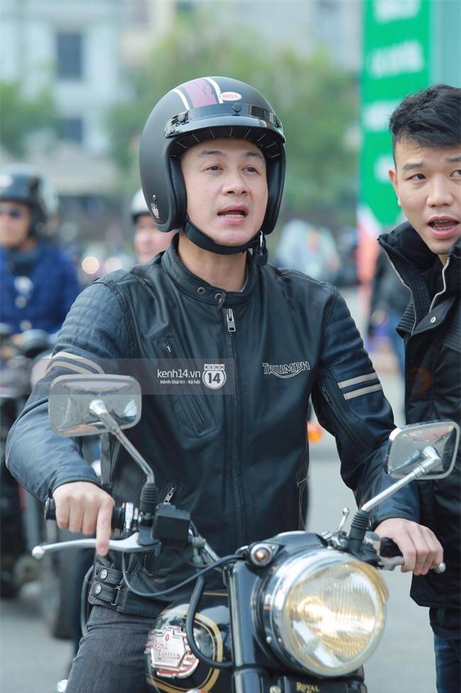 Một lần nữa, MC Anh Tuấn lại chạy chiếc xe của Trần Lập, mời anh về cùng anh em trong liveshow ý nghĩa - Ảnh 10.