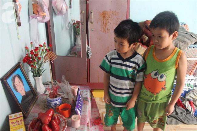 Người mẹ bán vé số vừa thất lạc đứa con út 3 tuổi ở Sài Gòn có tới 11 đứa con - Ảnh 12.