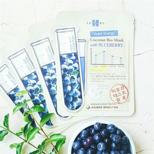 8 loại mặt nạ giấy khác nhau đáp ứng đủ mọi yêu cầu dưỡng da của các cô nàng bận rộn - Ảnh 6.