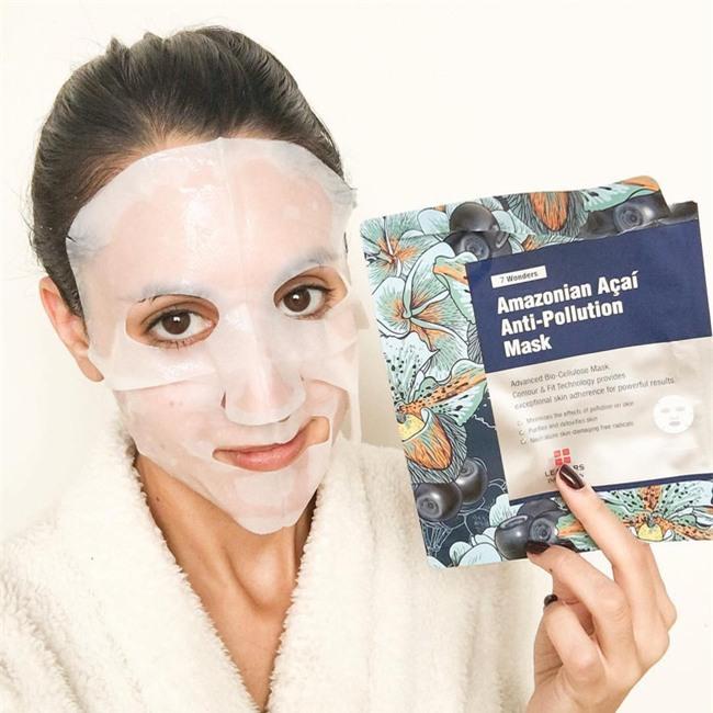 8 loại mặt nạ giấy khác nhau đáp ứng đủ mọi yêu cầu dưỡng da của các cô nàng bận rộn - Ảnh 7.