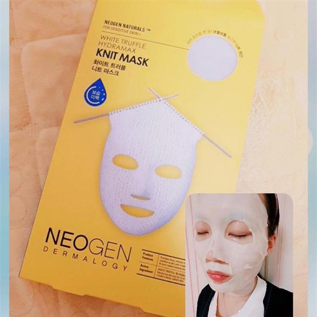 8 loại mặt nạ giấy khác nhau đáp ứng đủ mọi yêu cầu dưỡng da của các cô nàng bận rộn - Ảnh 9.