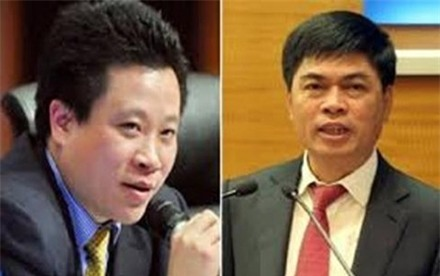 Cặp đôi Hà Văn Thắm - Nguyễn Xuân Sơn trong đại án kinh tế Oceanbank.