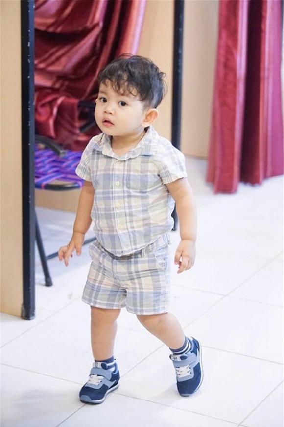 Khánh Thi, Phan Hiển, con trai Khánh Thi Phan Hiển, Kubi, sao Việt