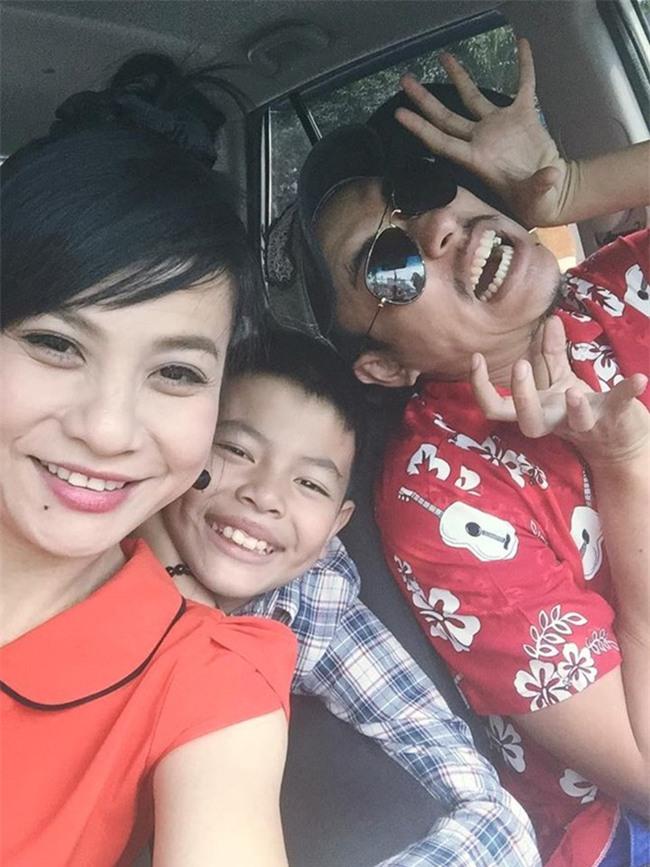 Sau Thái Hòa, Cát Phượng tìm được bến đỗ mới bên người tình kém 8 tuổi - Ảnh 2.