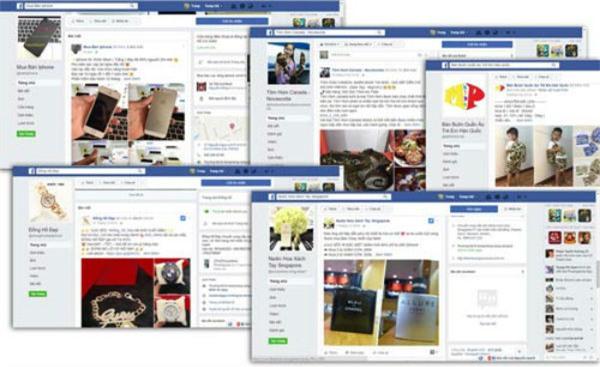 Đánh thuế facebook, facebook thu thuế, kinh doanh facebook, bán hàng facebook, mua hàng facebook,
