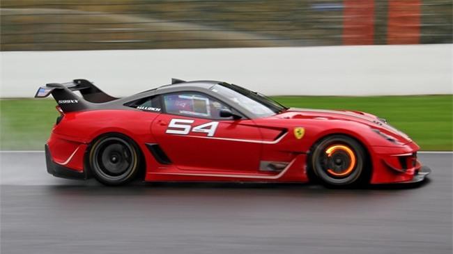 5 sieu xe Ferrari XX khong duoc chay tren pho hinh anh 3