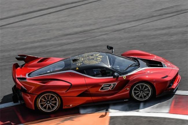 5 sieu xe Ferrari XX khong duoc chay tren pho hinh anh 5