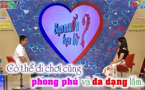 """chang thuy thu doi cuong hon ngay khi duoc mai moi co gai xinh dep o """"ban muon hen ho"""" - 10"""