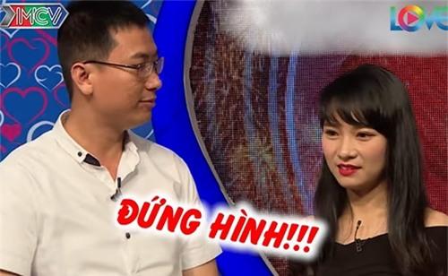 """chang thuy thu doi cuong hon ngay khi duoc mai moi co gai xinh dep o """"ban muon hen ho"""" - 13"""