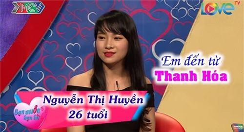 """chang thuy thu doi cuong hon ngay khi duoc mai moi co gai xinh dep o """"ban muon hen ho"""" - 2"""