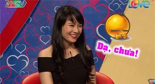"""chang thuy thu doi cuong hon ngay khi duoc mai moi co gai xinh dep o """"ban muon hen ho"""" - 5"""
