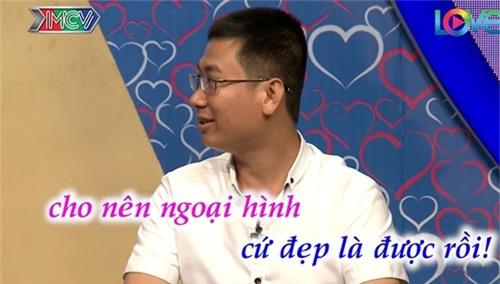 """chang thuy thu doi cuong hon ngay khi duoc mai moi co gai xinh dep o """"ban muon hen ho"""" - 6"""