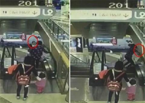 Trung Quốc: Thảm kịch 2 đứa trẻ cùng tử vong vì bị đánh rơi từ tầng 4 xuống đất trong trung tâm thương mại - Ảnh 3.