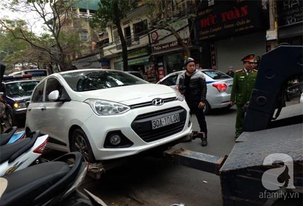 Hà Nội: 1 hộ dân bị xử phạt đến 6 triệu đồng do vứt rác tại vỉa hè - Ảnh 8.
