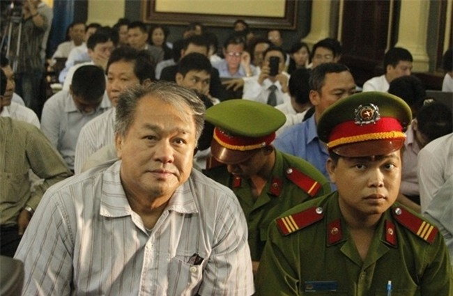 Pham Cong Danh khai cho Ha Van Tham 500 ty dong hinh anh 1